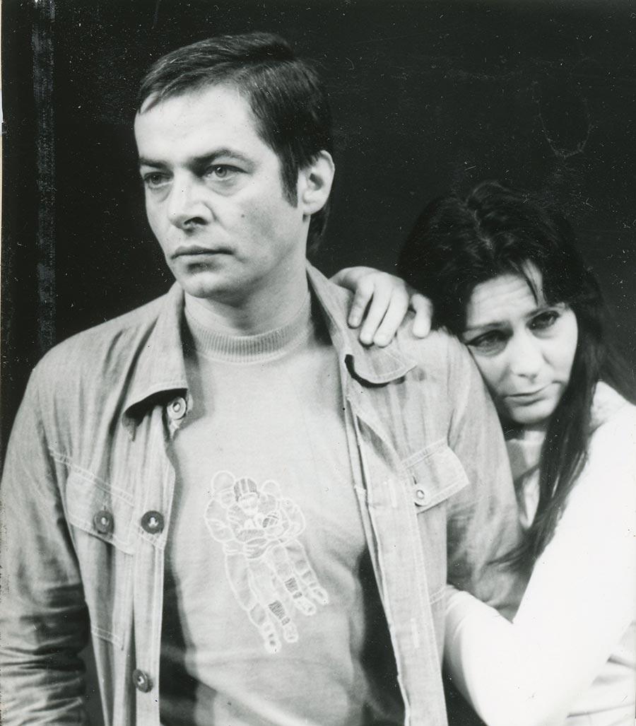 cerul instelat deasupra noastra, 1985 - mihai maniutiu