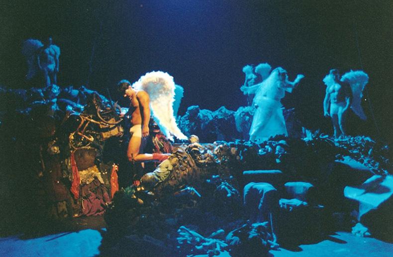 conul leonida fata cu reactiunea, 2002 - mihai maniutiu