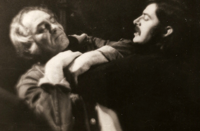 emigrantii, 1978 - mihai maniutiu
