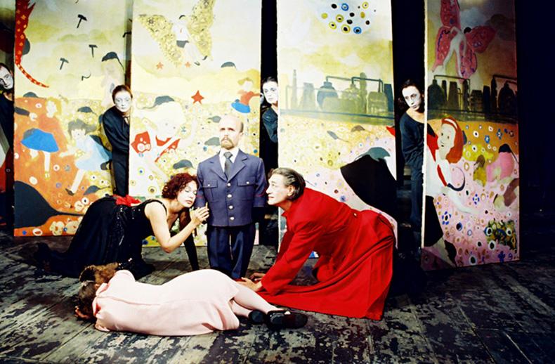genosse frankenstein, 1999 - mihai maniutiu