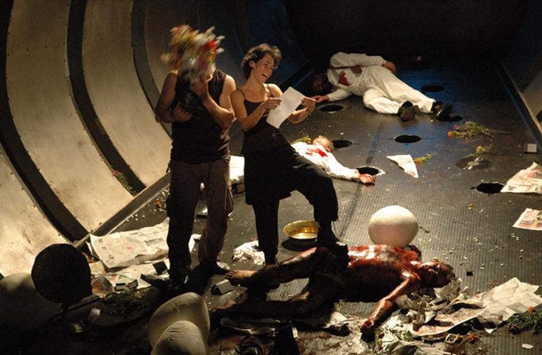 iubirea fedrei, 2006 - mihai maniutiu