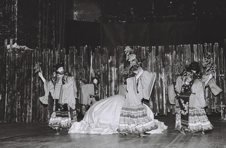 nunta, 1997 - mihai maniutiu