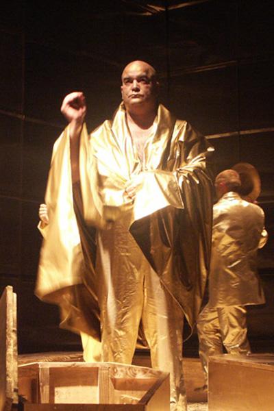 persii, 2004 - mihai maniutiu
