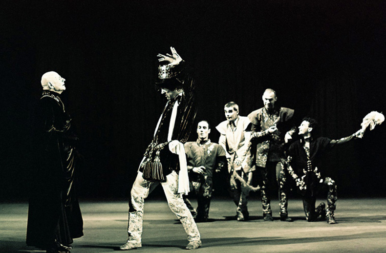 richard ii, 1998 - mihai maniutiu