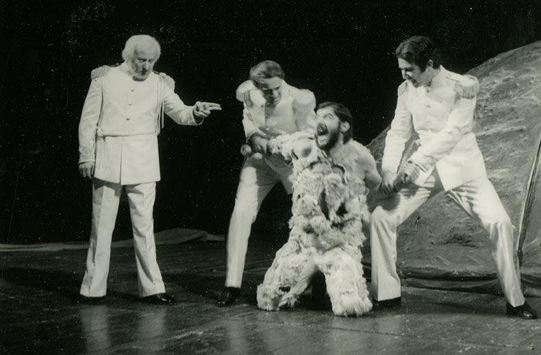 viata e vis, 1984 - mihai maniutiu