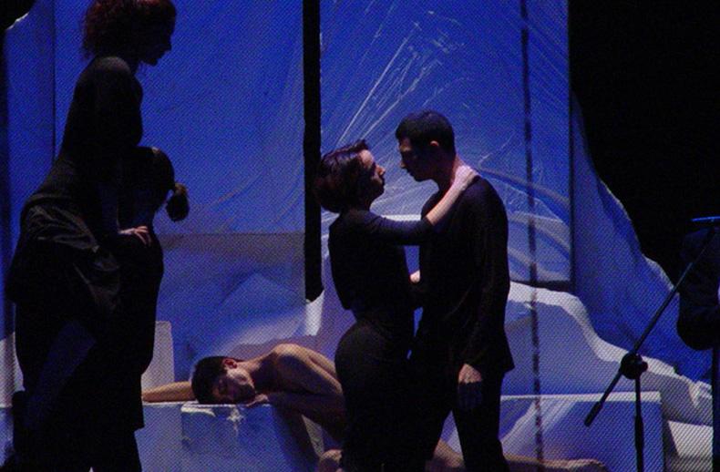 visele calatorilor de pe titanic, 2005 - mihai maniutiu